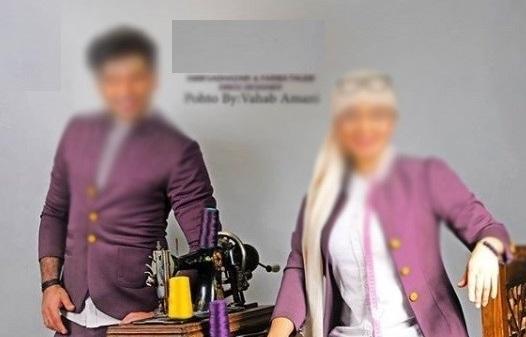 حاشیههای حضور زوج جنجالی در سریال تلویزیونی