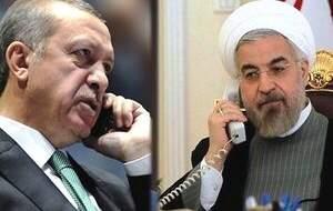 جزئیات گفت و گوی روحانی با اردوغان