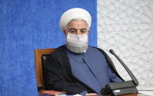 درخواست روحانی از رئیس بانک مرکزی
