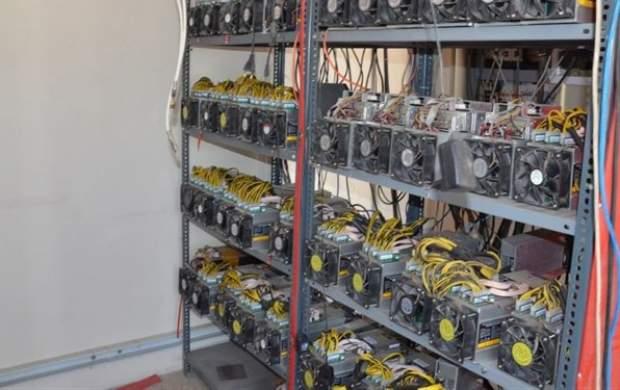 توقیف ۲۵ دستگاه استخراج ارز دیجیتال در قم
