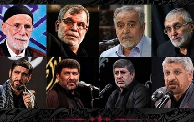 بیانیه مداحان شاخص در حمایت از فرمایشات رهبرانقلاب