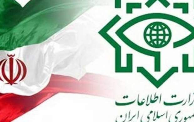 تکذیبیه وزارت اطلاعات درباره محل دستگیری جمشید شارمهد