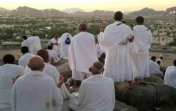 فیلم/ گریه پلیس سعودی در مراسم دعای کمیل