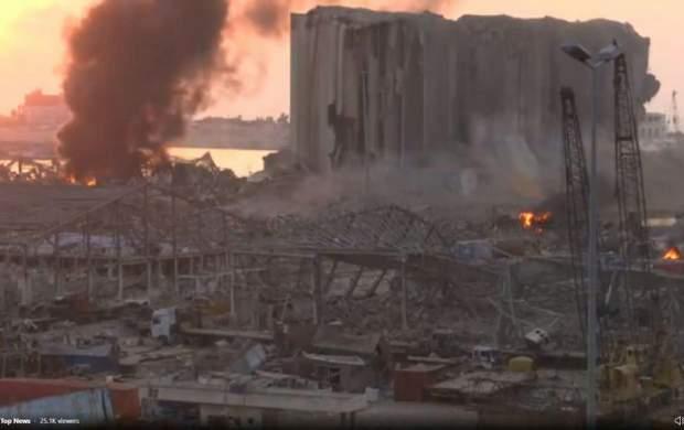 بالای ۱۰۰ کشته و بیش از ۲ هزار زخمی/ ظرفیت بیمارستان های بیروت تکمیل شد/ تروریست های سنتکام: نگرانیم!/ کشته شدن دبیرکل حزب الکتائب لبنان +فیلم و عکس