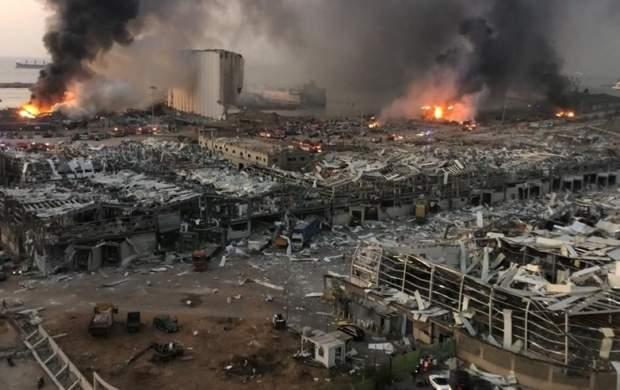 کشته شدن کارمندان چند سفارتخانه در بیروت