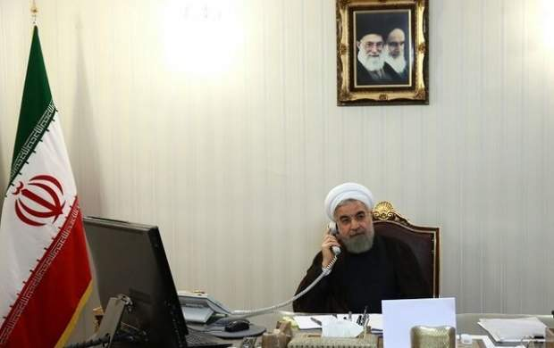 روحانی به رئیسجمهور لبنان چه گفت؟