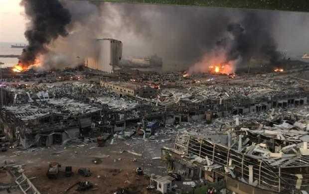 هماهنگی ریاض و تل آویو در خصوص انفجار بیروت