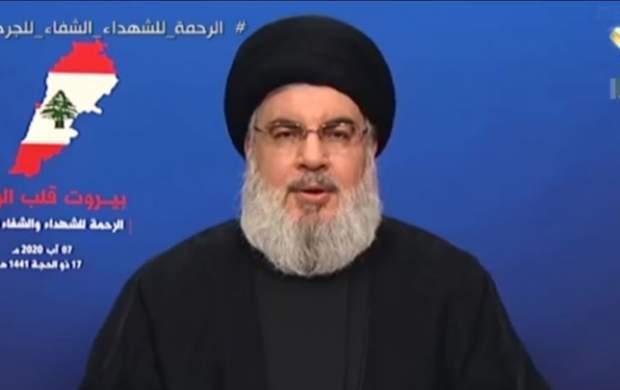 انفجار بیروت، فاجعه انسانی بزرگی است/ این انفجار به هیچ وجه به حزبالله ارتباطی ندارد/ همه امکانات خود را در اختیار دولت میگذاریم