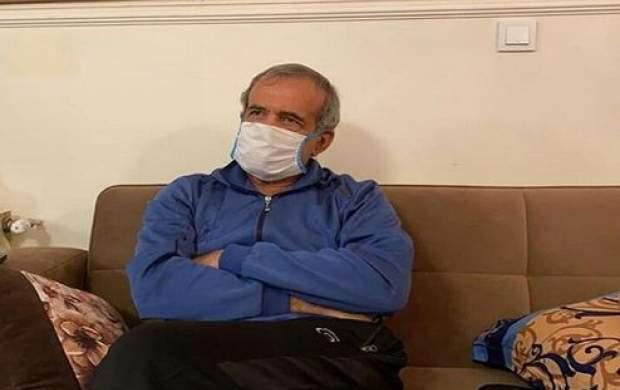 مسعود پزشکیان به کرونا مبتلا شد