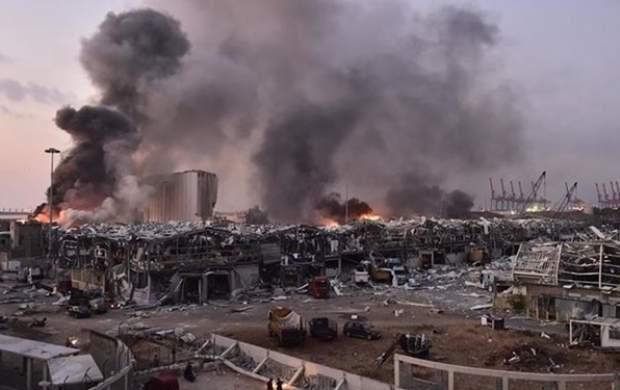 لبنان تعداد مفقودشدگان انفجار بیروت را اعلام کرد