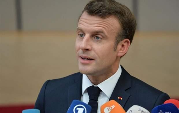 ماکرون: لبنان در خطر است/ اصلاحات لازم است