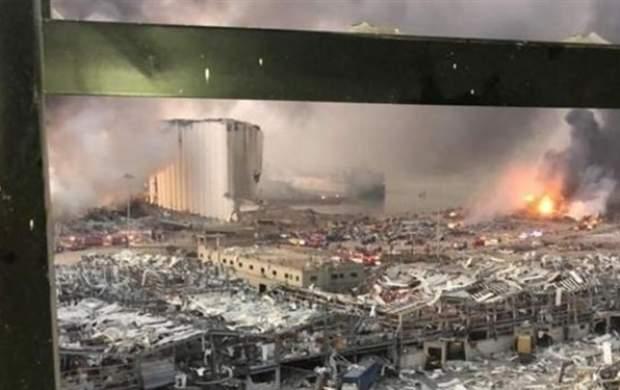 یک جنگ تمام عیار در سایه انفجار بیروت