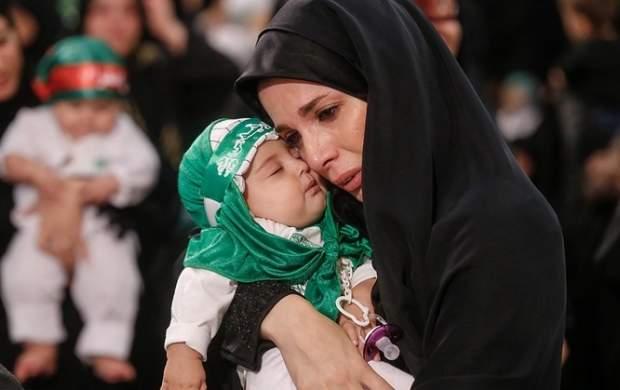 همایش شیرخوارگان حسینی؛ ۳۱ مرداد ورزشگاه آزادی