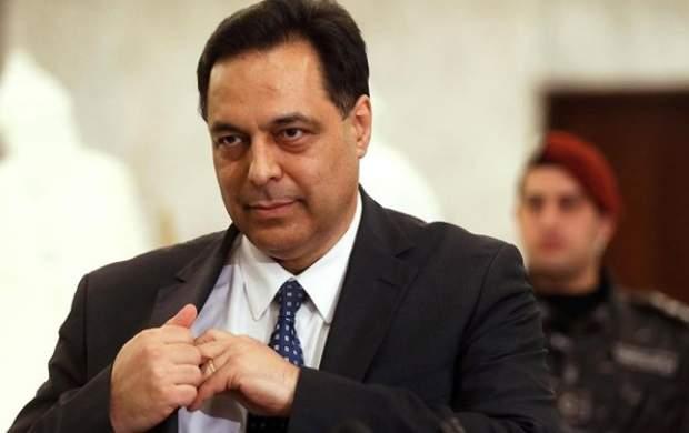 تهدید و «فشار دوگانه» بر نخستوزیر لبنان برای استعفا