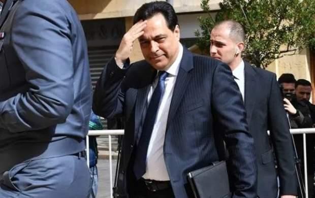 دولت لبنان رسما استعفا داد