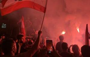 هدف اعتراضات در لبنان؛ فساد سازمانیافته یا سلاح حزبالله