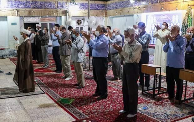 شرایط برگزاری نماز و عزاداری در مساجد تهران