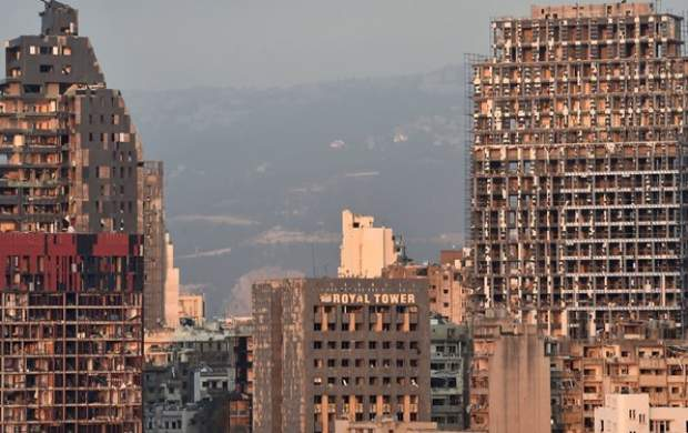 تخریب ۷۰ هزار خانه در پی انفجار بیروت
