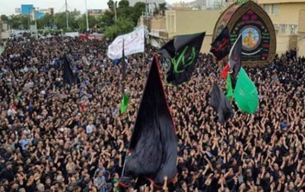 لغو مراسم ۷۰۰ ساله نخلگردانی محرم در کاشان
