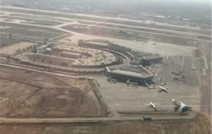اصابت موشک کاتیوشا به اطراف فرودگاه بغداد
