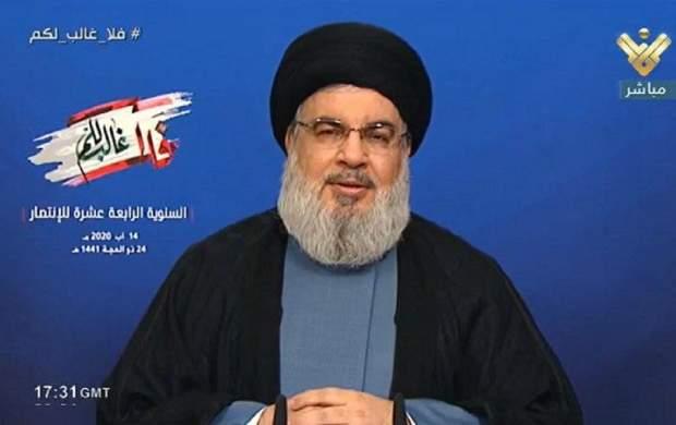 وجود لبنان مرهون مقاومت است/ اگر انفجار بیروت کار اسرائیل باشد بهایی در همان حجم خواهد پرداخت
