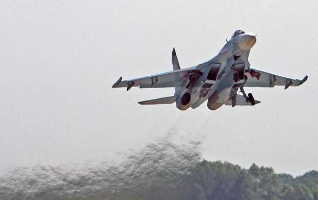 جنگنده روسیه هواپیمای آمریکا را رهگیری کرد