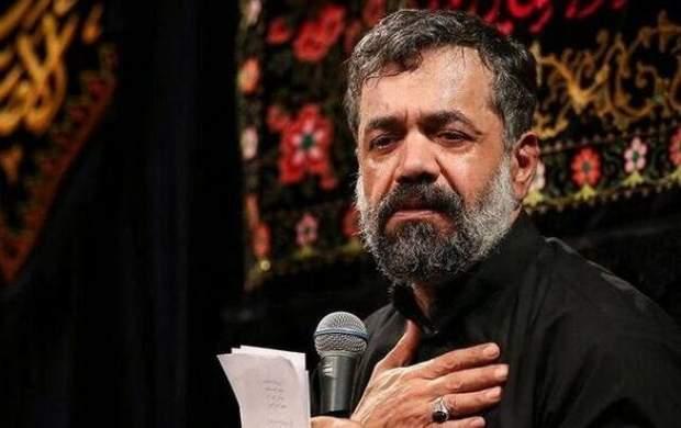 فیلم/ محمود کریمی؛ دهه اول محرم ۹۹