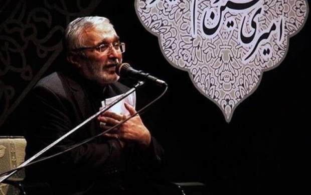 حاج منصور ارضی؛ دهه اول محرم ۹۹