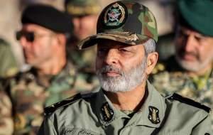 فرمانده ارتش: دشمن ترفندهای نگران کنندهای را اجرا می کند