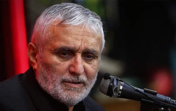 شب هفتم محرم ۹۹ / حاج منصور ارضی