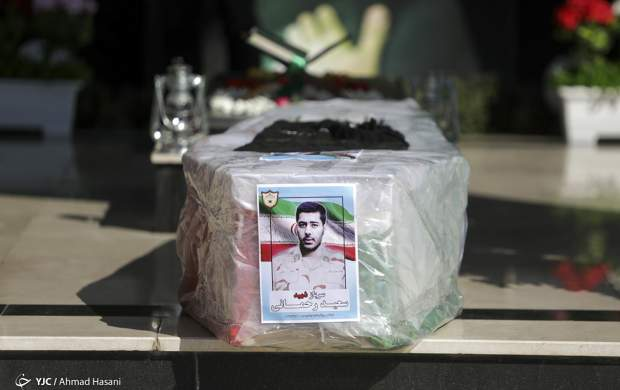 """مراسم تشییع شهید مرزبانی در مشهد  <img src=""""http://cdn.jahannews.com/images/picture_icon.gif"""" width=""""16"""" height=""""13"""" border=""""0"""" align=""""top"""">"""