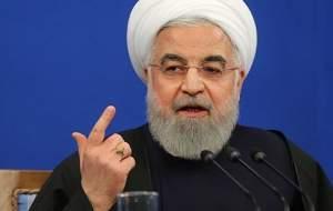 روحانی: در محرم، عقلانیت را به نمایش گذاشتیم