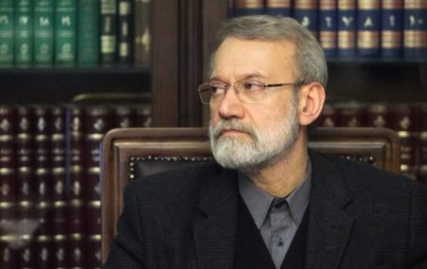 علی لاریجانی حساب توییتری ندارد