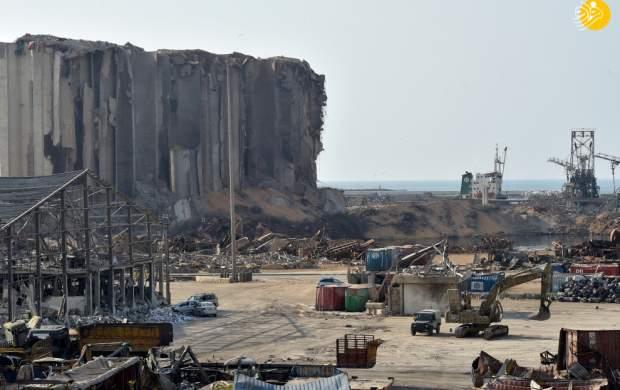 """بیروت یک ماه پس از انفجار  <img src=""""http://cdn.jahannews.com/images/picture_icon.gif"""" width=""""16"""" height=""""13"""" border=""""0"""" align=""""top"""">"""