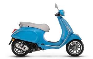 موتورسیکلت وسپا ۱۳۰ میلیون تومان +جدول