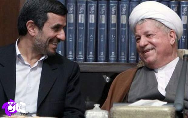 روشهای تکراری برای دیده شدن و کسب محبوبیت/ علاقه عبرت آموز احمدینژاد به تقلید از هاشمی رفسنجانی حتی در نام کتاب!