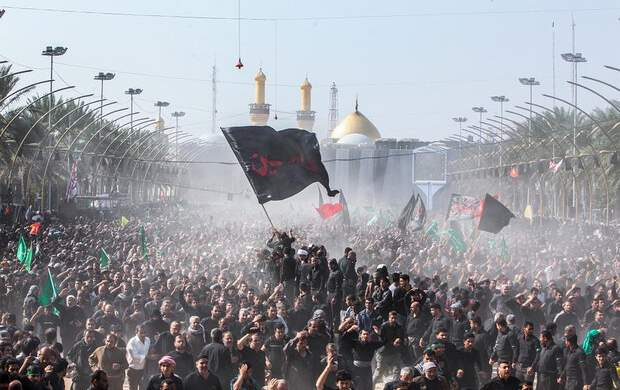 توافق وزرای بهداشت ایران و عراق درباره برگزاری اربعین از راه دور