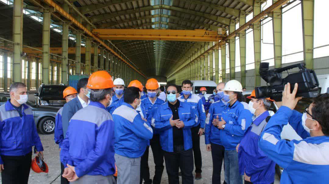 اجرای ۵ طرح توسعه ای و افزایش صادرات در اولویت برنامه ها باشد