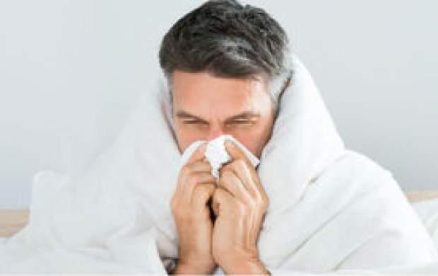 درمان فوری سرماخوردگی در عرض یک روز