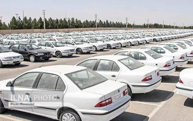 احتکار خودرو توسط خودروسازان صحت ندارد/ دپوی ۱۵۰۰ دستگاه، طبیعی است
