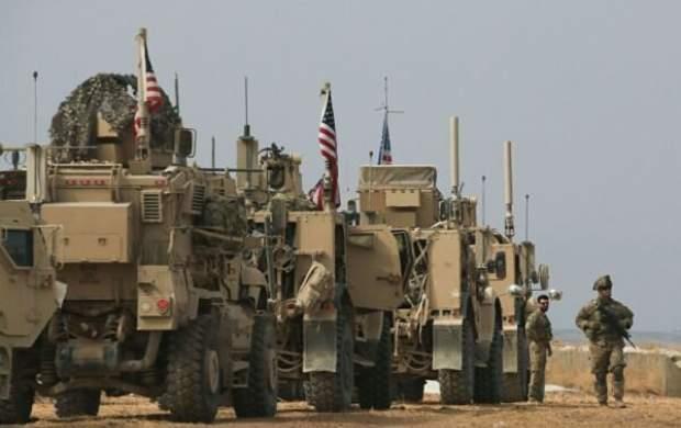 حمله به یک کاروان حامل تجهیزات آمریکایی در عراق