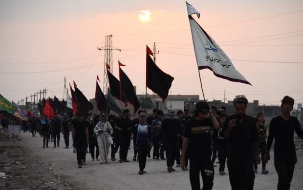 موافقت عراق با ورود زائران خارجی اربعین