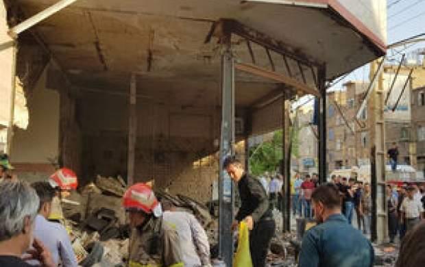دلیل حادثه انفجار نسیم شهر اعلام شد