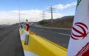 راه شیرازیها به تهران ۱۳۰ کیلومتر کم میشود