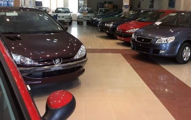 کاهش ۶ تا ۱۳ میلیون تومانی قیمت خودرو در بازار