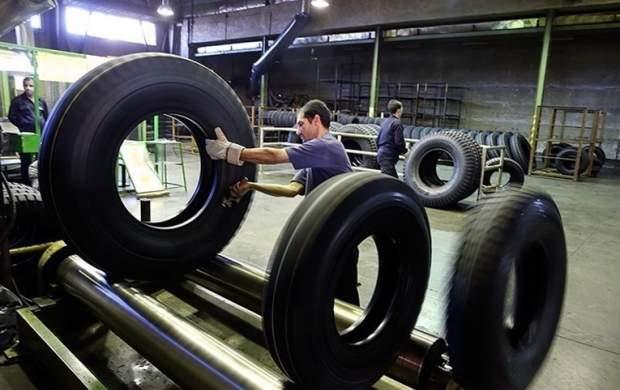 تولید ۱۹ میلیون حلقه لاستیک سبک در کشور