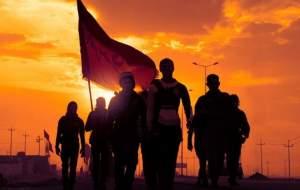 مداحی خاطره انگیز عراقی موکبهای اربعین