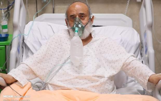 "حالوهوای شیخ حسین انصاریان در بیمارستان  <img src=""http://cdn.jahannews.com/images/picture_icon.gif"" width=""16"" height=""13"" border=""0"" align=""top"">"