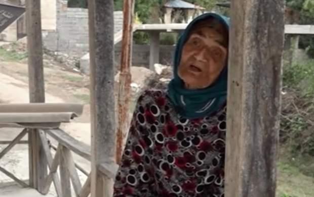 فیلم/ وقتی خانه «ننه سلطان» حسینیه شد