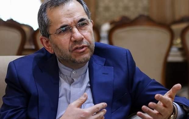 ایران رسماً به تهدیدهای ترامپ اعتراض کرد